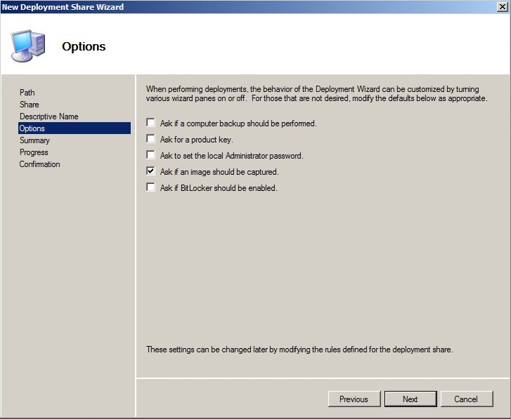 Deploying Windows Server VMs with Microsoft Deployment