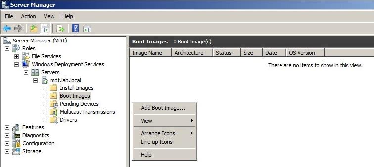 Deploying Windows Server VMs with Microsoft Deployment