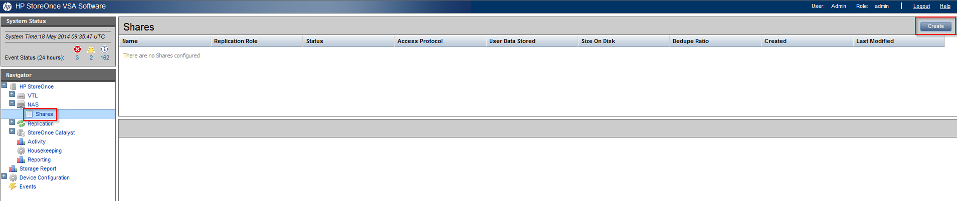 Protection of virtual machines with HP StoreOnce VSA & Veeam