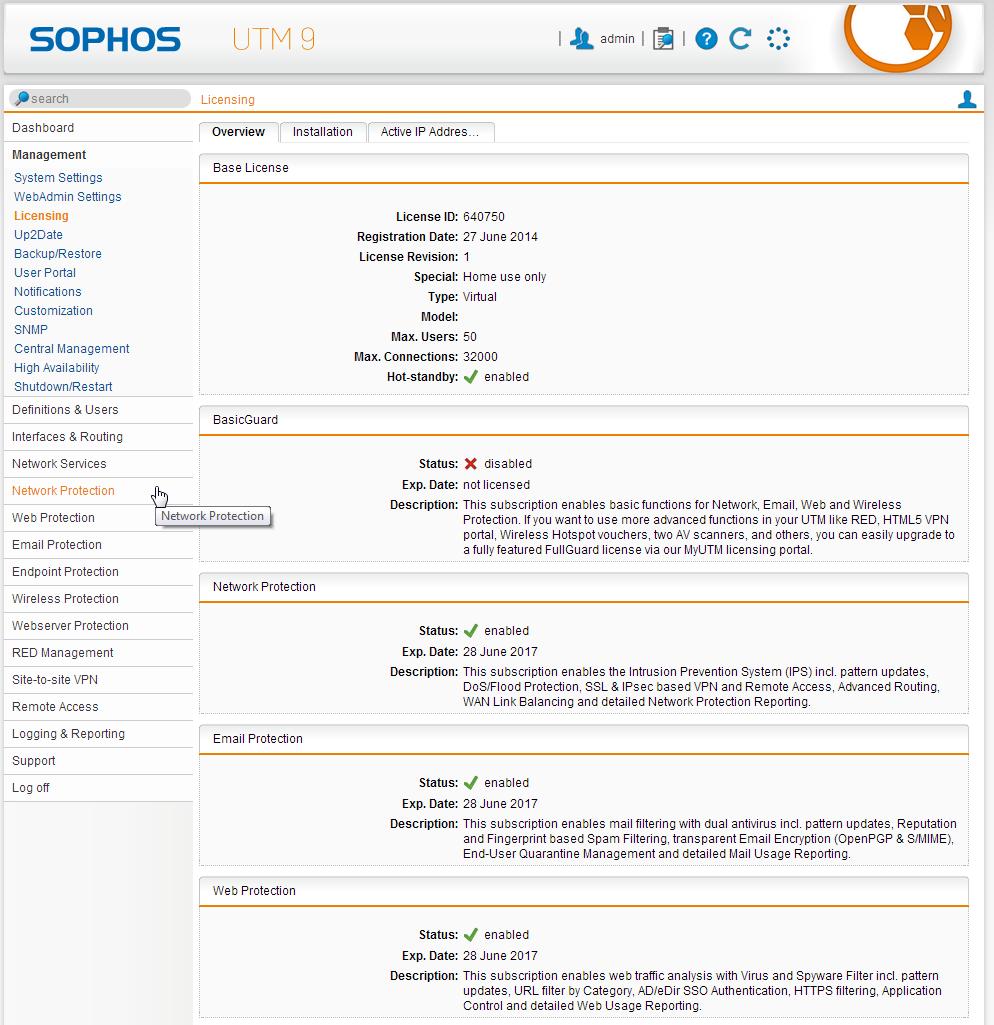 sophos | vcloudnine de